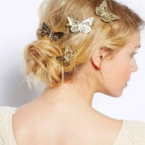 ☆Krista☆ Butteryfly Hair Clips